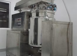 Máy đồng hóa kem